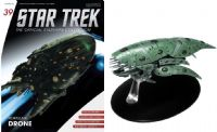 Star Trek The Official Starships Collection #39 Romulan Drone